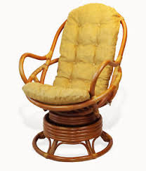 swivel and rocking chairs. Image Is Loading Java-Rattan-Wicker-Swivel-Rocking-Chair-Handmade-with- Swivel And Rocking Chairs