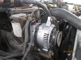 how to 3g install for 83 92 idis ford truck enthusiasts forums the alternator i used was a reman unit from i cost 70 shipped to my door i had to reclock the case so the charge post was pointing up