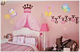 Princess Wall Decorations Bedrooms Under Sea Baby Wall Bedroom Themes 11 Inspiring Wall Decals For