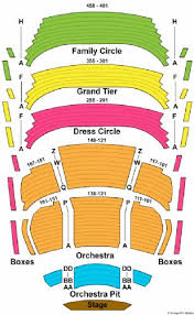 Denver Performing Arts Center Seating Chart Fox Cities Performing Arts Center Seating Chart Seating Chart