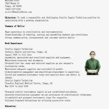 Behavioral Technician Resume Supply Chain Technician Cover Letter Best Medical Equipment 21