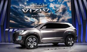 2018 subaru viziv 7.  viziv subaru says that with the concept it is u201cdemonstrating its thinking about  how big a future can beu201d photo credit bloomberg in 2018 subaru viziv 7 n