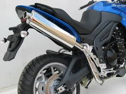 triumph tiger 1050 oval sports muffler staintune