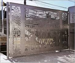 Decorative Metal Gates Design Beauteous Choosing Gates And Railings Making The Decision For Decorative