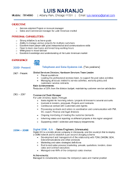 Modelos De Resume Free Resume Example And Writing Download