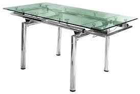 extendable glass table quick view a round extending dining