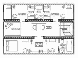 beautiful shipping container floor plans  house plans design