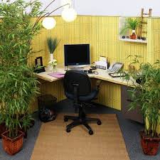 office with no windows. Image Of: Decorating A Cubicle At Work Office With No Windows