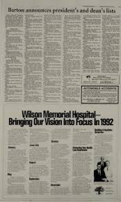 Wilson Daily Times Newspaper Archives, Feb 10, 1993, p. 19