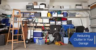 Reducing Clutter In Garage