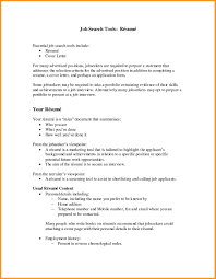 Resume Profile Statement Examples Resume For Study