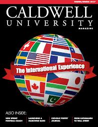 mission statement caldwell university new jersey caldwell magazine