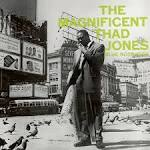 The Magnificent Thad Jones album by Thad Jones