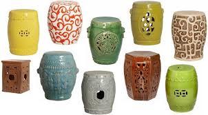 ceramic garden stools. Image Of: Chinese Garden Stool Picture Ceramic Stools E