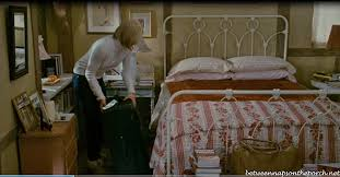 Bedroom In The Holiday Christmas Movie