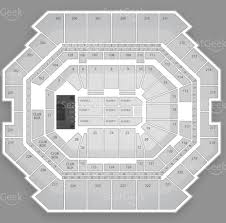Barclays Arena Seating Chart Barkley Center Seating 2019