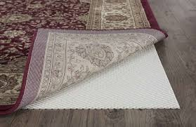 tayse rugs ultra grip cream 2 x 3 rectangular rug pad taugp12092x3