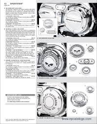 harley davidson accessories spare parts catalog bikes boats
