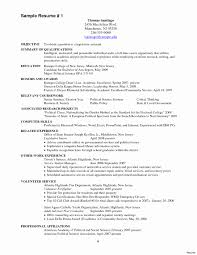 50 Inspirational Firefighter Resume Examples Resume Writing Tips