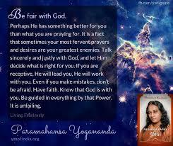 Yogananda Quotes Gorgeous Paramahansa Yogananda Quotes