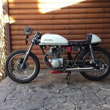 1975 honda cb200 t cafe racers motorcycle for sale via rocker