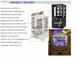 Key Master Vending Machine Stunning Key Master Game Machine48 NEW Promotion Items Children Games
