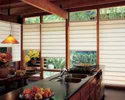 Kitchen Window Covering Interior Kitchen Windows Treatments For Interior Design Style