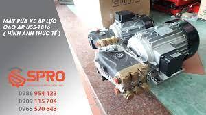 Máy rửa xe cao áp AR U55-1816 - Dùng điện 3 pha | OTO-HUI - Cộng đồng kỹ  thuật và công nghệ ô tô Việt Nam
