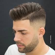 Coiffure Homme Degrade Tondeuse