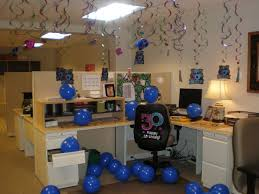 office party decoration ideas. Birthday Cubicle Decorating Ideas | Behind The Seams With Summer Intern Stephanie Flint Office Party Decoration P