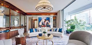home tour an elegant take on the rose gold trend