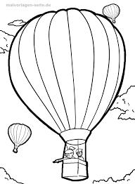 Kleurplaat Luchtballon Gratis Kleurpaginas Om Te Downloaden