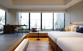 Tokyo Design Studio Amsterdam Hamacho Hotel And Tokyo Craft Room Tokyo Japan Wallpaper