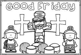 Color holy week coloring page yourself and with your kids. Easter Holy Week Coloring Pages Bible Theme By Ponder And Possible