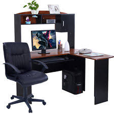 good shaped desk office. Computer Chair And Desk With L Shaped On Corner Is A Good Choice For Home Office