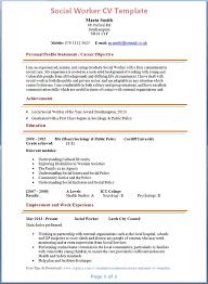 resume sample social services resume social worker resume .