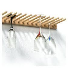 under cabinet stemware racks wall mounted wine glass rack under cabinet stemware rack wood under cabinet stemware racks