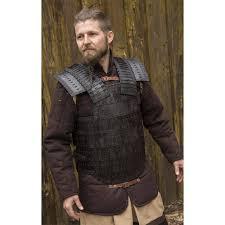 epic dark viking armour