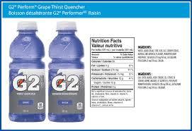gatorade perform g thirst quencher