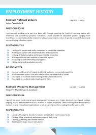 Resume Insurance Broker Resume Sample