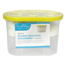 Ashley Lemon Dehumidifier 500ml - Concord Cash and Carry