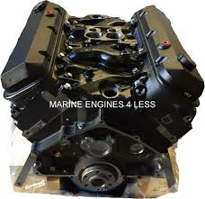 New Marine Engines :: New 7.4L Gen VI Marine Extended Base Engine ...