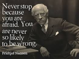 Fridtjof Nansen Quotes Mesmerizing Fridtjof Nansen QuotesvilleNet