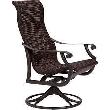 wonderful patio swivel rocker swivel rocker patio chairs sonic home idea backyard design images