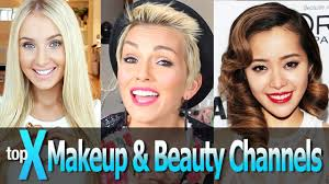 top 10 you beauty and makeup gurus topx