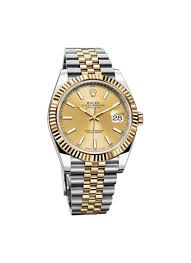why it s time to embrace the gold watch rolex datejust 41mm