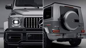 Other than customary apple carplay, there are few updates to the 2020 mercedes g wagon. 2021 Amg G 63 Suv Mercedes Benz Usa