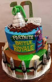 Fortnite Birthday Cakes Dallas Frisco Dfw Celebrity Café And