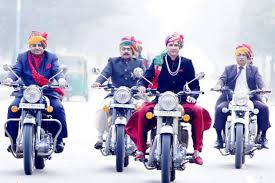 unique ideas for indian grooms to make a grand wedding entrance Wedding Entrance Indian Songs the dhoom entry best indian wedding entrance songs