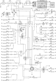 military electrical system dan s website 6 way lighting switch note that the lighting switch is not supplied via the ignition switch so some lights will work when the ignition is off